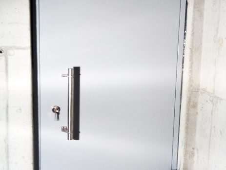 Vodotěsné dveře PPD (strana vody)