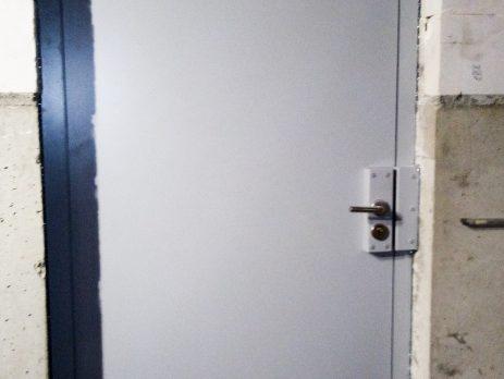 Vodotěsné dveře PPD (suchá strana)