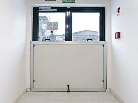 Ochrana vstupu