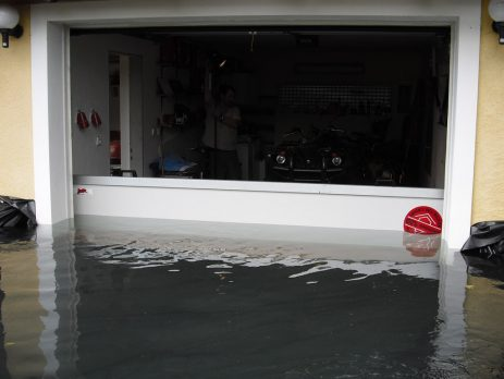 Ochrana garáže