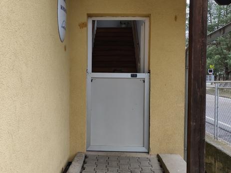 Ochrana dveří